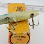 South Bend King Andy Lure Bottom View