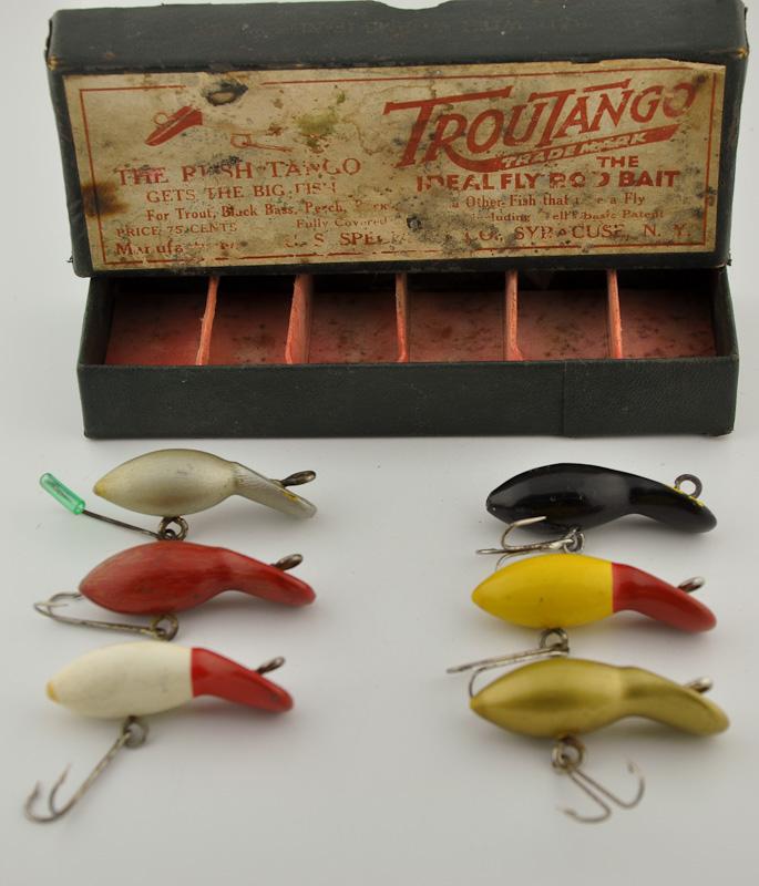 Rush Tango Trout Tango Lure 6 Pack