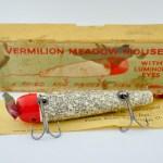 Vermilion Meado Mouse Lure