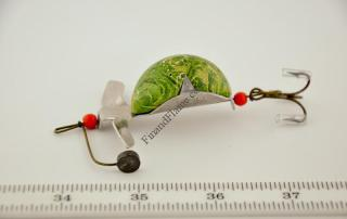 Biff Surface Wobbler Lure