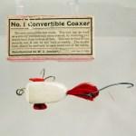 Convertible Coaxer Top View