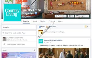 Country Living Facebook Cover Photo Antique Lures