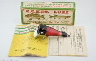 Red Wing Blackbird Pop N Dunk Lure