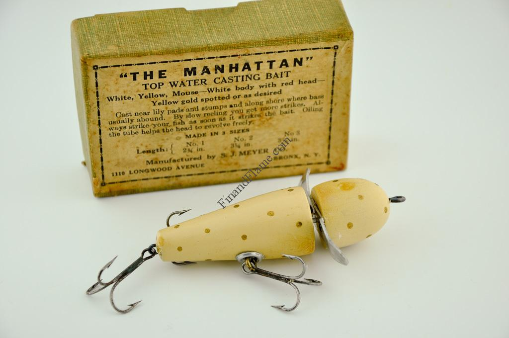 SJ Meyer Manhattan Lure