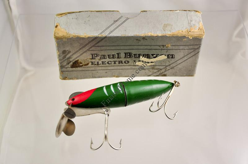 Paul Bunyan Electro Lure