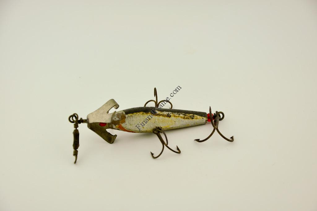 Pepper 20th Century Minnow Lure