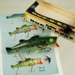 Bug N Bass Antique Lure