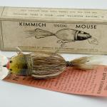 Kimmich Mouse Antique Lure