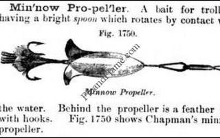WD Chapman Minnow Propeller Definition