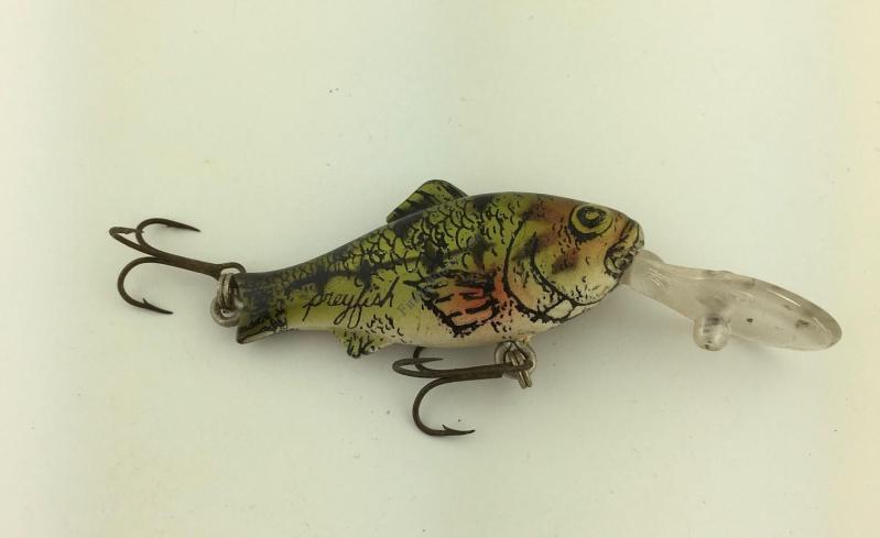 Heddon Tiny Prey Fish Lure