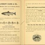 Andrew Clerk Company 1885
