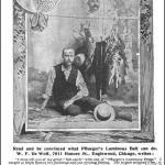 Pflueger Antique Lure 1893 Sportsman Directory
