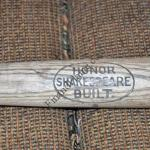 Shakespeare Baseball Company Bat