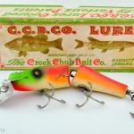 Creek Chub Jointed Snook Pikie Lure