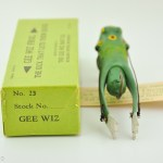 Gee Wiz Frog Antique Lure in Box