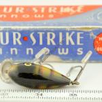Small Dude Antique Lure and Box