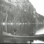 Cornelia Crosby, Moosehead Lake, ca. 1895