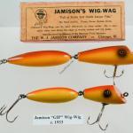 Jamison Wig Wag Lures