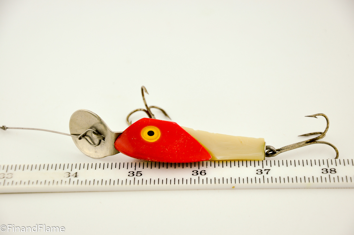 Orchard Industries Slippery Slim Lure - Fin & Flame Fishing for History