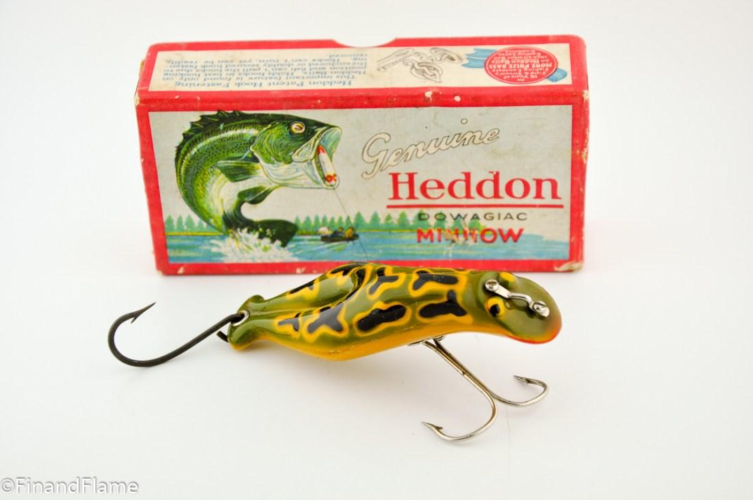 Heddon Little Luny Frog Lure