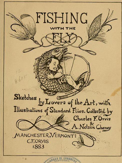Orvis Fly Fishing Catalog 1883