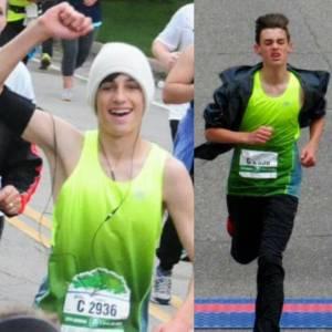 Ethan OKC Marathon