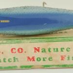 Blue Flash Salt Surfster Antique Lure