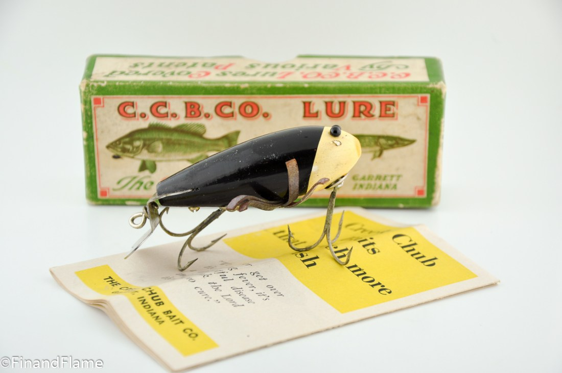 Creek Chub Crawdad Antique Lure