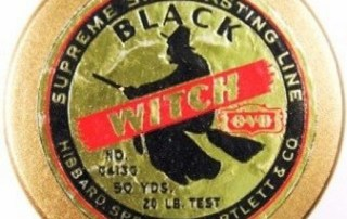 Tight Lines Tuesday the Black Witch