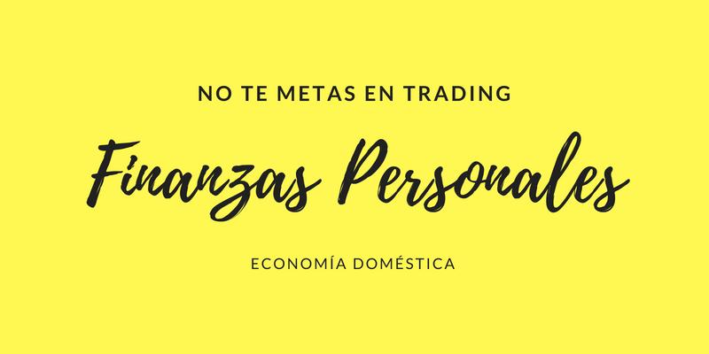 Trading. Cuidado