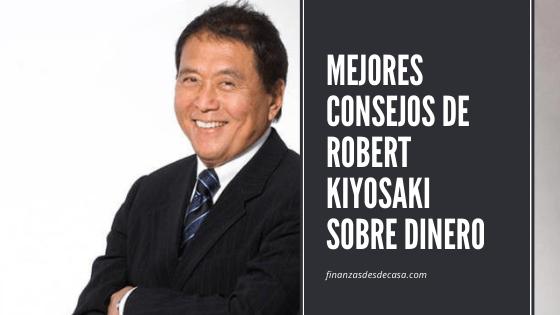 Mejores consejos de Robert Kiyosaki