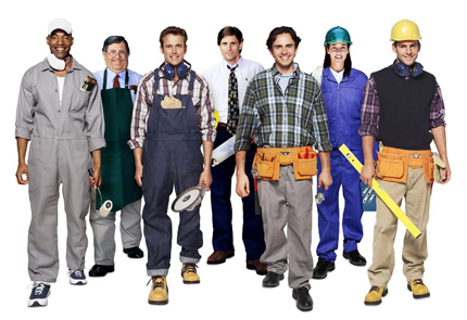 Trabajador por cuenta ajena & Trabajador autónomo & Trabajador autónomo económicamente dependiente (TRADE).