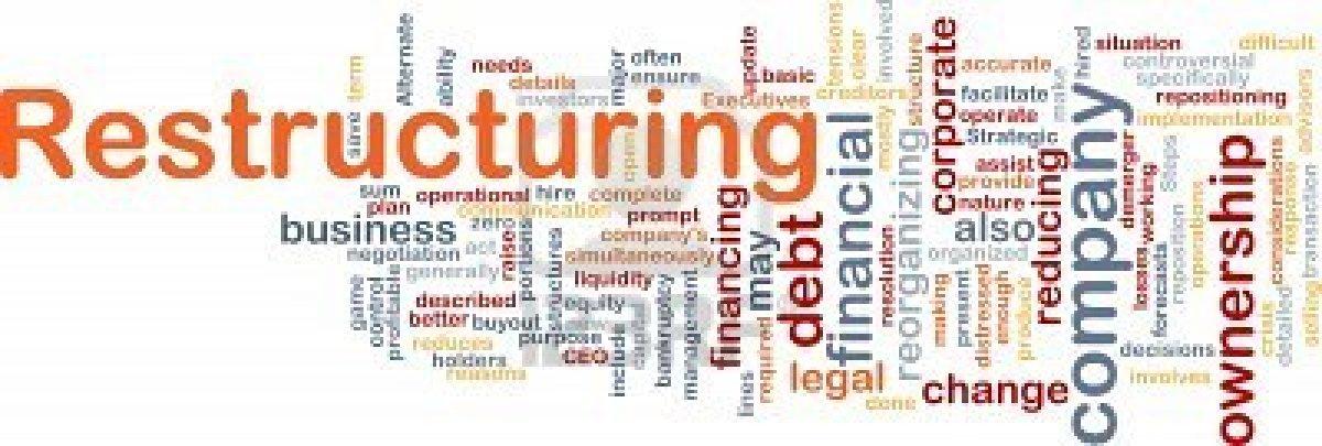 ¿En qué consiste un proceso de reestructuración empresarial?