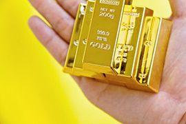 Gold-Baren