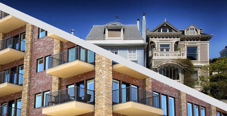 Haus oder Wohnung - Die eigene Immobilie