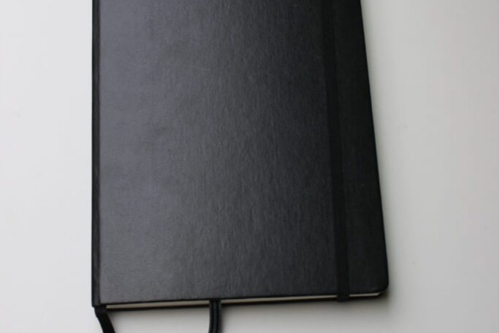 Leuchtturm 1917 gepunktetes Bullet Journal
