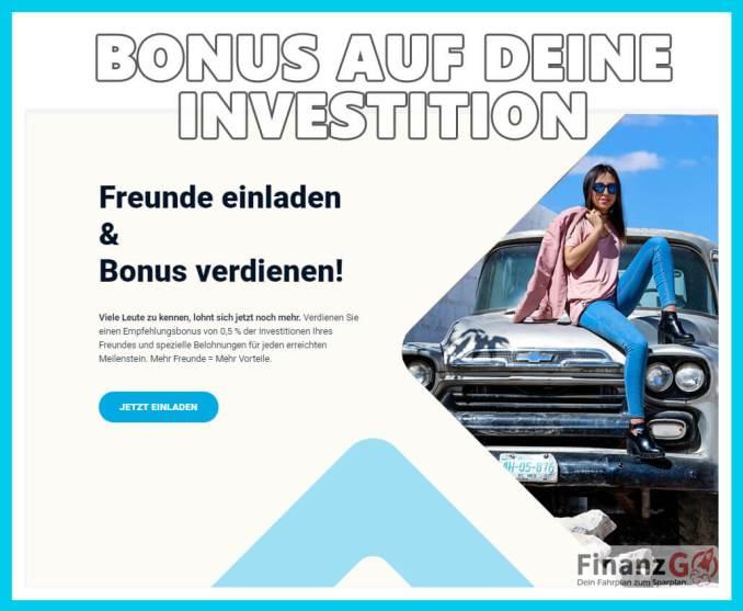 Bonus für Immobilieninvestoren bei Estateguru