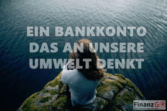 Tomorrow Bank eine umweltfreundliche Bank