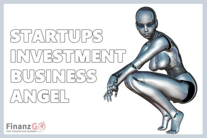 in Unternehmen investieren der business angel