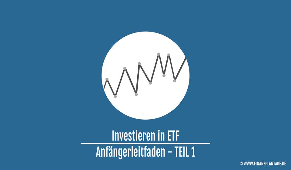 Investieren in ETF: Anfängerleitfaden für ETF