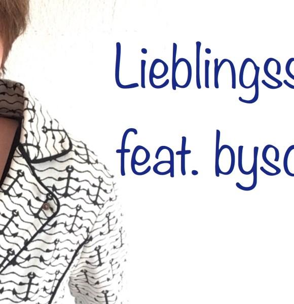 Lieblingsschnitte feat. bysoneken