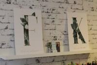 wunderschöne Drucke von Jo & Judy mit meinen Initialen