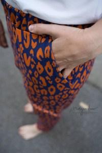 Schnittmuster Hose Abby Shirt Valentina FinasIdeen 2