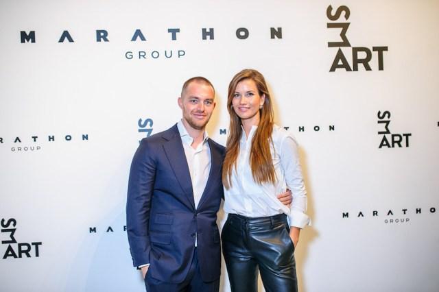 Александр Винокуров (А1) и Екатерина Винокурова