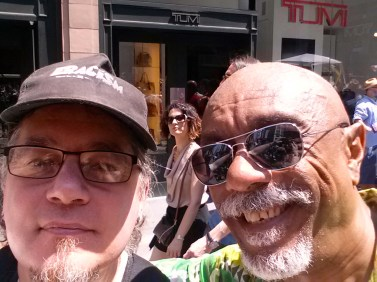Robert VP y yo 1
