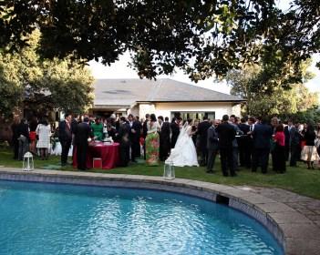 cóctel jardín finca boda finca el tomillar