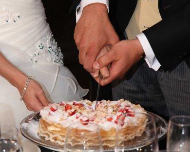 tarta arabe finca boda