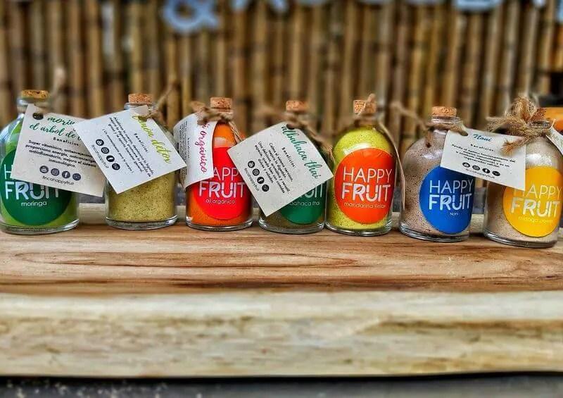 Superalimentos Finca Happy Fruit