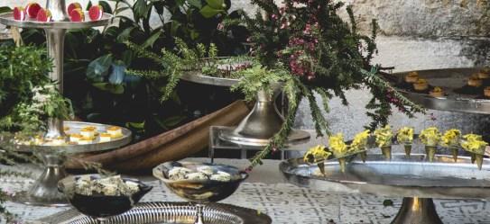 Medems Catering e Isabel Maestre Catering dos de los mejores catering del panorama actual en la Finca La Gaivota