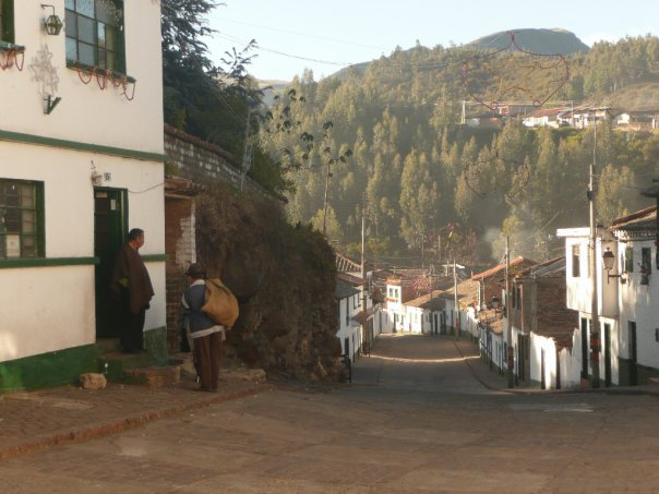 A street in Mongui
